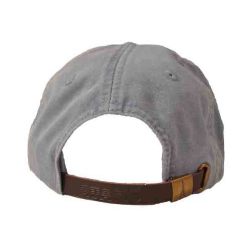Faded Blue Cap - Adjustable Back